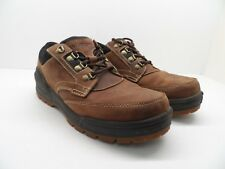 WindRiver Men's Casual Leather Lace Up Shoe Brown Size 10M