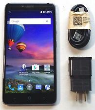 ZTE Imperial Max Duo - Z963VL - STRAIGHT TALK / PAGE PLUS -EXCELLENT, Minor Flaw