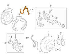 Toyota 47340-0C010 Disc Brake Hydraulic Hose