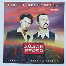 "MAXI 12"" RAP  ROMAN PHOTO Tout le monde groove 192221 1"