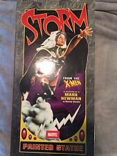 Storm Statue Black Costume X-Men Bowen Statue - Full Length - RARE!