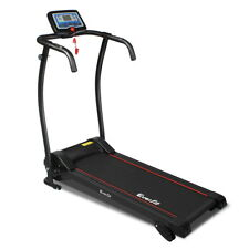 NEW Electric Treadmill Home Gym Equipment Exercise Fitness Cardio Walk Run LCD