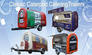Poster of Classic Caterpods Catering Trailers