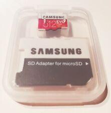 Samsung 512 MicroSD EVO Plus / SD Adapter For MicroSD