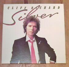 Cliff Richard – Silver 2× Vinyl LP Album Stereo Box Set + Tour Booklet 1983
