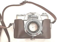 exc. Voigtländer Bessamatic with rare lens Dynarex 3,4 / 90 mm and accessories