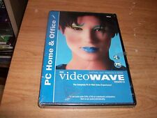MGI Video Wave Version 4.0 PC Home & Office CD ROM Windows 98/2000/Me