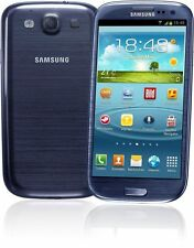 Samsung Galaxy S3 SGH-I747 16GB Blue AT&T Smartphone Excellent Condition