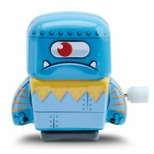 MINI TIN ROBOT Kids Clockwork Wind Up Birthday Party Favors Toy Party Gift UK