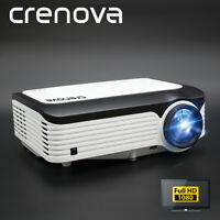 CRENOVA L6 NEW projector LED FULL HD 1920 x 1080P 4500 lumens HDMI Android 7.1.2