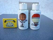 Tettau Bavaria Salt And Pepper Pot New In Box Hot Air Balloons