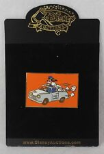 Disney Auctions Le 100 Pin At Work Goofy Cab Driver For Hire