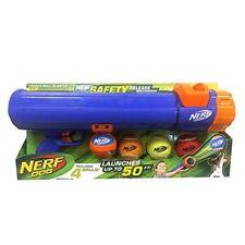 Tennis Ball Blaster Game Gun Pet Dogs Training Toy Throw Fetch Play Ball Launch