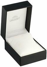 Original ORIENT Watch Leather Gift Box