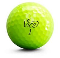24 Vice Color Mix AAA (3A) Used Golf Balls - FREE Shipping