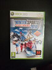 Winter Sports 2010 EDIZIONE  ITALIANA Xbox 360 NUOVO  SIGILLATO