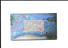 ALAND ISLAND 1999 FOLK ART BOOKLET CAT £6.00