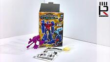 Transformers TAKARA TOMY Prime Arms Micron Capsula giocattolo Viola zedo Gecko/ASCIA!