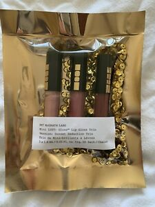 Pat McGrath Lipgloss Sunset Seduction Trio