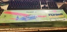 "USA GUILLOW'S FAIRCHILD 24 FLYING MODEL BALSA KIT #701 25"" wingspan SEALED"