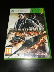 Ace Combat Assault Horizon Microsoft Xbox 360 Game, VGC