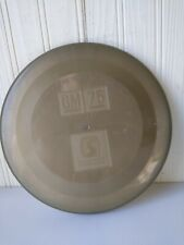 Vintage GM General Motors Frisbee Flying Disc 1983 Saginaw 75th Anniversary