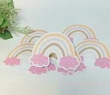 Rainbow Stickers  laptop Stickers  bag stickers envelope stickers  planners