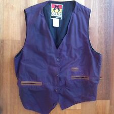 Kakadu Traders Weatherproof Vest / Waist Coat - Made in Australia - Size XL