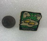 Di 2000 Destination Imagination Eggsploration Pin