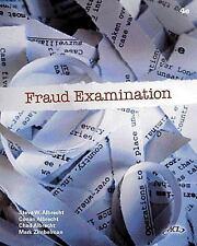 Fraud Examination by Conan C. Albrecht, Mark F. Zimbelman, W. Steve Albrecht and