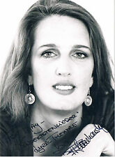 Rebecca Blankenship  Actress Hand Signed Photograph 7 x 5