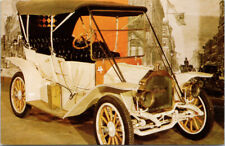 1910 McLaughlin-Buick Museum Science Technology Ottawa ON Ontario Postcard D85