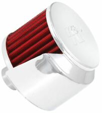 "62-1520 K&N Belüftung Luftfilter C/V 1 "" Tube 3 "" od 2-1/2 "" HW-D / S"
