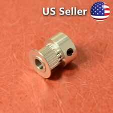 Gt2 16T Aluminum Timing Belt Pulley 5mm Nema 17 shaft RepRap 3D Printer Prusa i3
