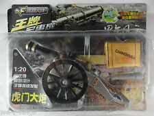 Toy Cannon 1:20 Scale AC/DC Pinball Cannon mod