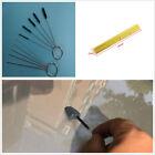 Portable 11X Car Windshield Spray Wiper Nozzle Washer Jet Needle Brush Tool Kits photo