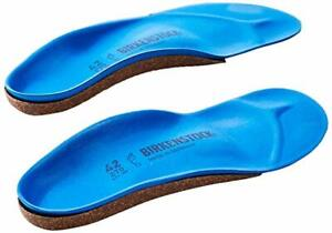 Birkenstock Unisex Birko Sport Arch Support - Blue Footbed Replacement Insole M