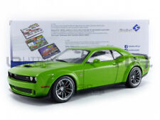 SOLIDO 1/18 - DODGE CHALLENGER R/T SCAT PACK WIDEBODY - 2020 - 1805704