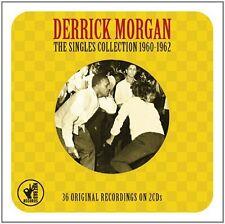 Derrick Morgan - Singles Collection 1960 - 62 [New CD] UK - Import