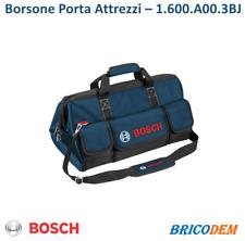 Borsone Borsa Bosch porta attrezzi  art. 1.600.A00.3BJ