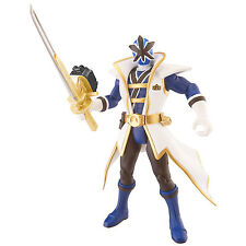 Power rangers samurai 10cm bleu (eau) super samurai ranger action figure 31702