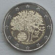 2 euro Portugal 2007 presidencia unz