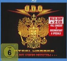 Steelhammer-Live From Moscow (Blu-Ray+2CD Digipa von U.D.O. (2014)