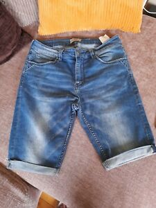 Mens Pull And Bear Shorts Size 32