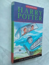 HARRY POTTER AND THE CHAMBER OF SECRETS.TRIPLE SMARTIES.1ST/24 SB.J K ROWLING