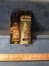 Star Wars C-3PO Action Figure - NEW MOC - Flashback Photo