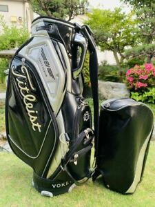 Titleist Titleist Borkey Spin Milled Caddy Bag Discontinued Model Rare