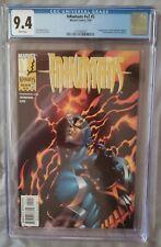 Inhumans #v2 #5 CGC 9.4 1st Appearance Of The New Black Widow Huge Key Comic!!!