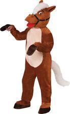 Horse Henry Mascot Adult Costume Farm Animal Safari Party Halloween
