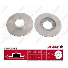 Bremsscheibe, 1 Stück ABE C39009ABE